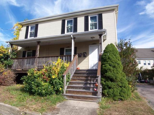 4 Rose Ave, Braintree, MA 02184 (MLS #72586608) :: Kinlin Grover Real Estate