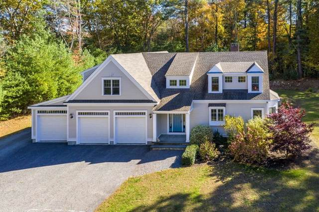 24 Hillside Dr, Cohasset, MA 02025 (MLS #72586612) :: Kinlin Grover Real Estate