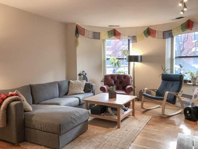 87 Gainsborough St #201, Boston, MA 02115 (MLS #72586669) :: Berkshire Hathaway HomeServices Warren Residential