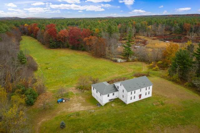 54 Hill Road, Groton, MA 01450 (MLS #72586762) :: Exit Realty