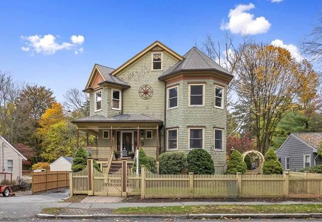73 Greenwood St, Melrose, MA 02176 (MLS #72586781) :: Kinlin Grover Real Estate