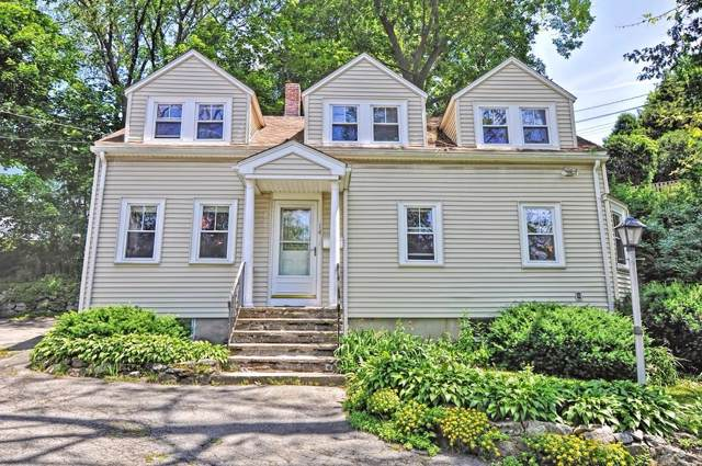 14 Ellis St, Newton, MA 02464 (MLS #72587013) :: Compass