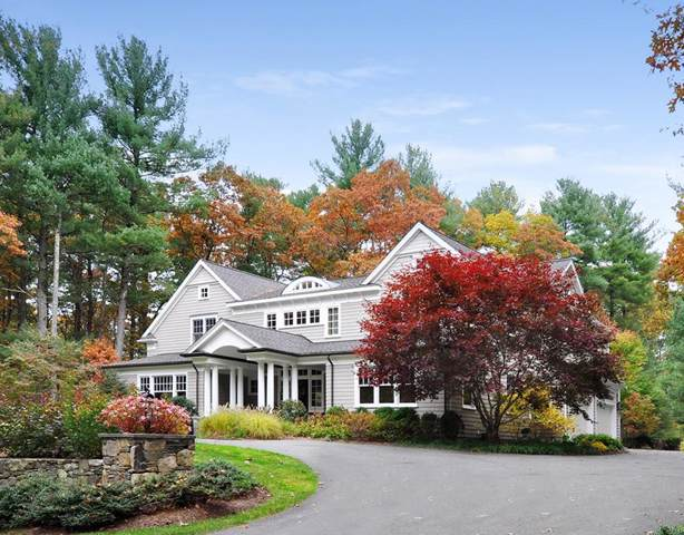 244 Musterfield Road, Concord, MA 01742 (MLS #72587047) :: Primary National Residential Brokerage