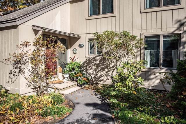 124 Chestnut #124, Lincoln, MA 01773 (MLS #72587188) :: The Gillach Group