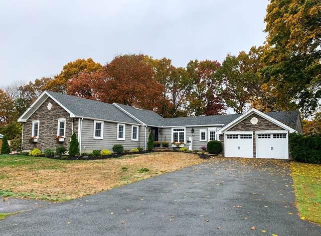 33 Whitehall Ln, Reading, MA 01867 (MLS #72587325) :: Berkshire Hathaway HomeServices Warren Residential