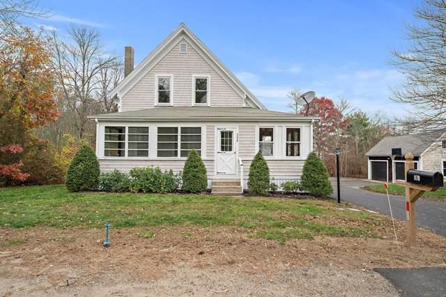 1178 Main St, Hanson, MA 02341 (MLS #72587342) :: The Duffy Home Selling Team