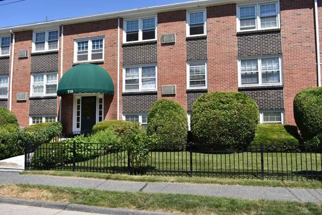210 Hillside Ave #14, Needham, MA 02494 (MLS #72587492) :: The Gillach Group