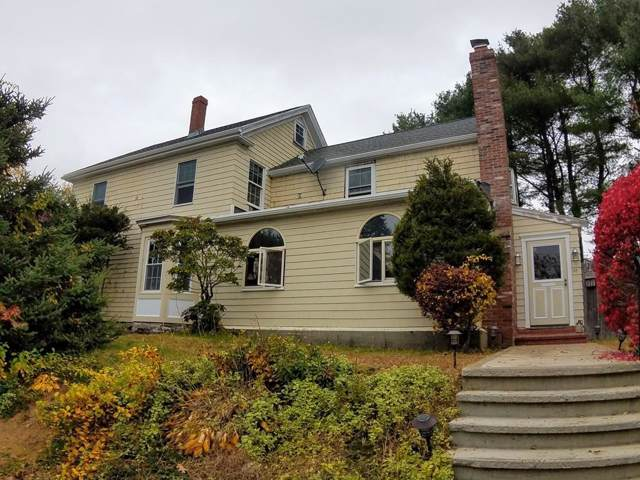 88 Ames St, Dedham, MA 02026 (MLS #72587647) :: The Muncey Group