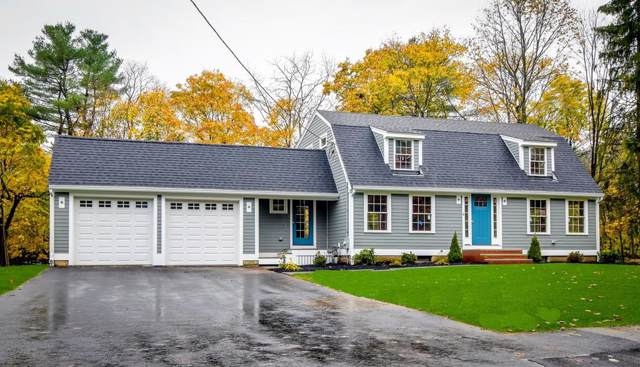 9 Robert Sproul Rd, Medfield, MA 02052 (MLS #72587860) :: Trust Realty One