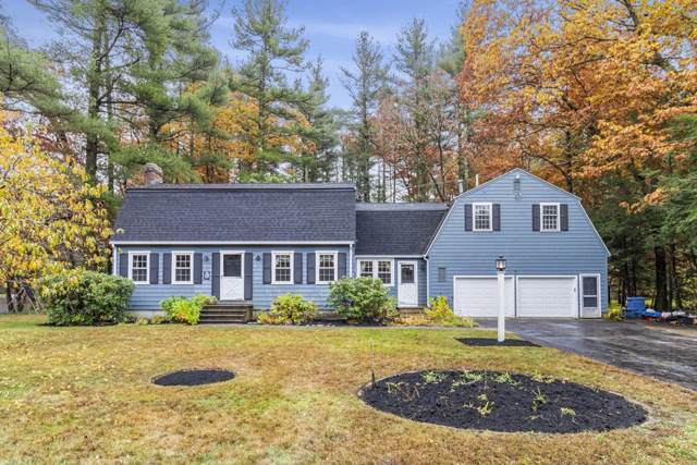 54 Sleigh Rd, Chelmsford, MA 01824 (MLS #72587875) :: Exit Realty