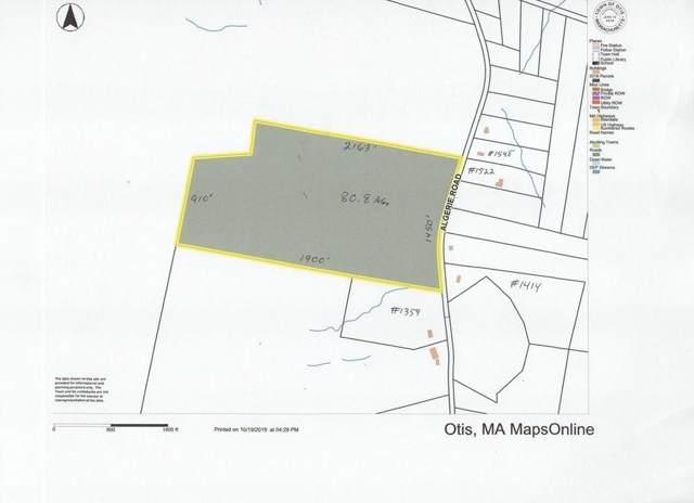 0 Algerie Rd, Otis, MA 01253 (MLS #72588026) :: Kinlin Grover Real Estate