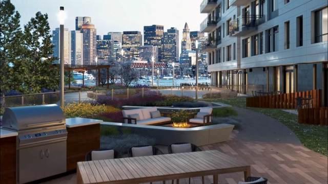 99 Sumner Ph 601, Boston, MA 02128 (MLS #72588148) :: Berkshire Hathaway HomeServices Warren Residential
