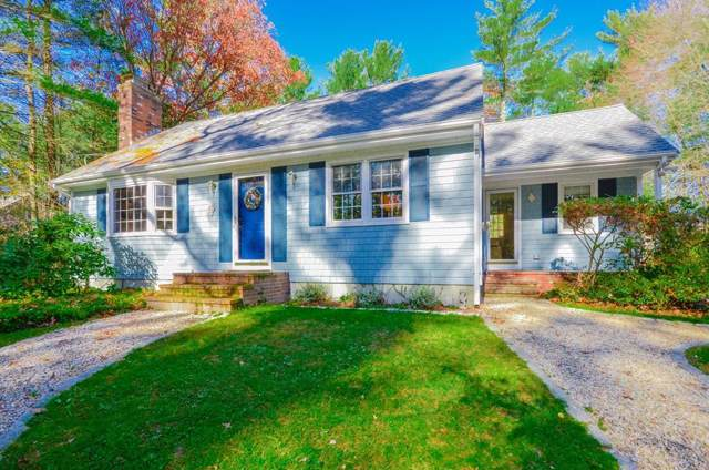5 Peace Pipe Path, Mattapoisett, MA 02739 (MLS #72588493) :: Exit Realty