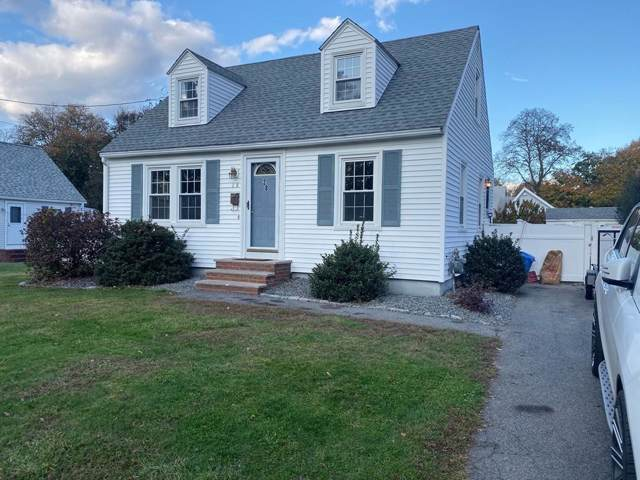 28 Beaconsfield St, Lawrence, MA 01843 (MLS #72588666) :: Exit Realty