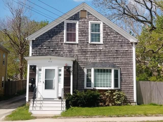 414 Main St, Wareham, MA 02571 (MLS #72588790) :: Berkshire Hathaway HomeServices Warren Residential