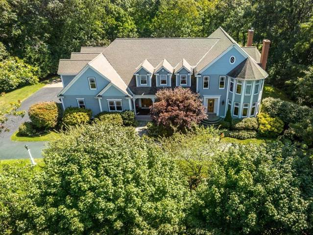 12 Stratford Way, Lincoln, MA 01773 (MLS #72589000) :: The Gillach Group