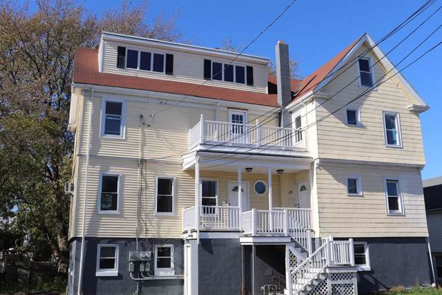 59A Arcadia Street 59A, Revere, MA 02151 (MLS #72589105) :: The Gillach Group