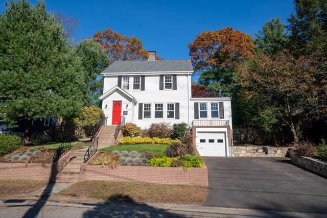 45 Avon Rd, Wellesley, MA 02482 (MLS #72589124) :: Westcott Properties