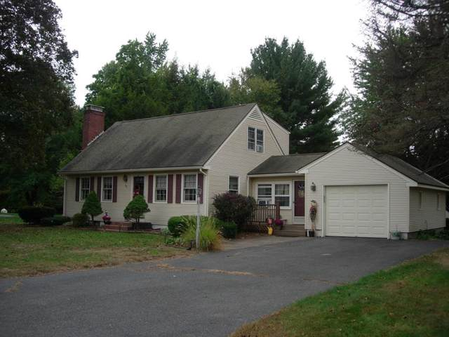24 Hayes Ave, Agawam, MA 01030 (MLS #72589295) :: Kinlin Grover Real Estate