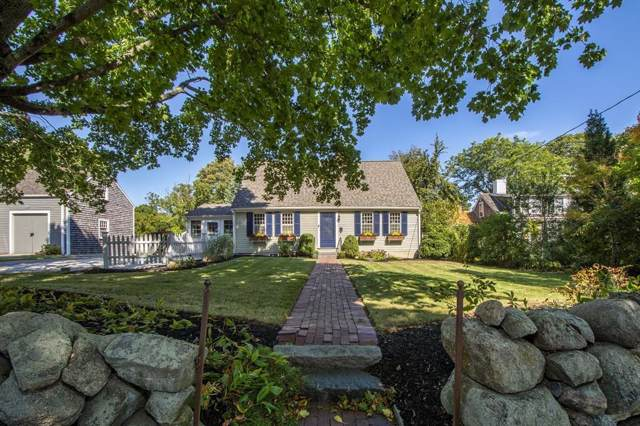 6 Ann Vinal Road, Scituate, MA 02066 (MLS #72589359) :: DNA Realty Group