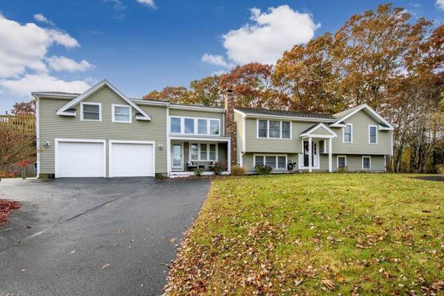 20 Knoll Road, Plymouth, MA 02360 (MLS #72589500) :: Kinlin Grover Real Estate