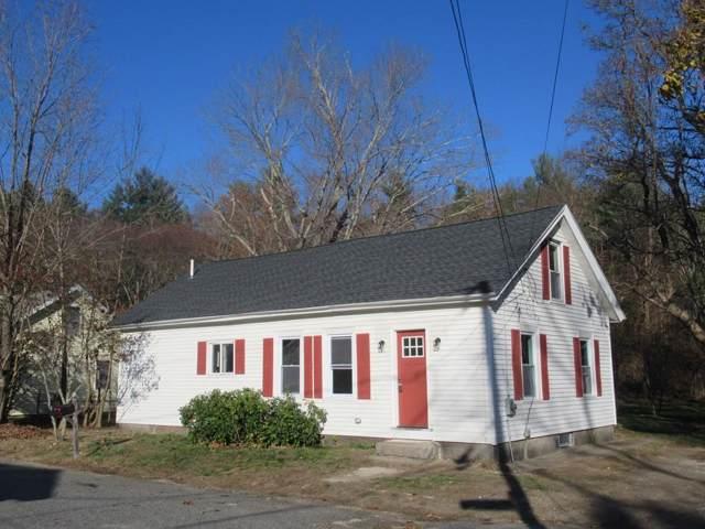 2 Ledge St, Sutton, MA 01590 (MLS #72589537) :: Westcott Properties