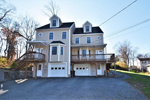 124 Cotuit St #124, North Andover, MA 01845 (MLS #72589689) :: Exit Realty