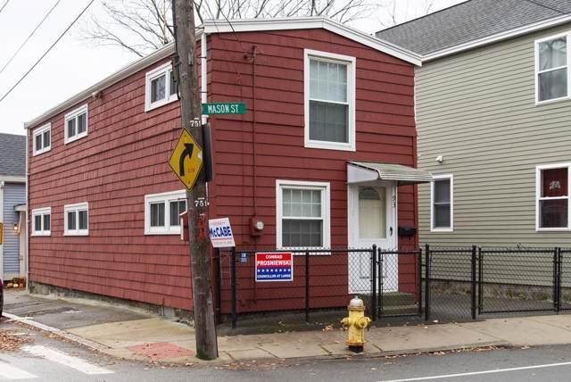 93 Mason St, Salem, MA 01970 (MLS #72589719) :: Exit Realty