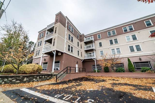414 Mount Hope #203, North Attleboro, MA 02760 (MLS #72589784) :: Anytime Realty