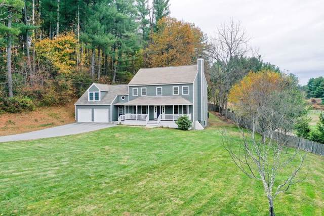 431 Martins Pond Rd, Groton, MA 01450 (MLS #72589810) :: Exit Realty