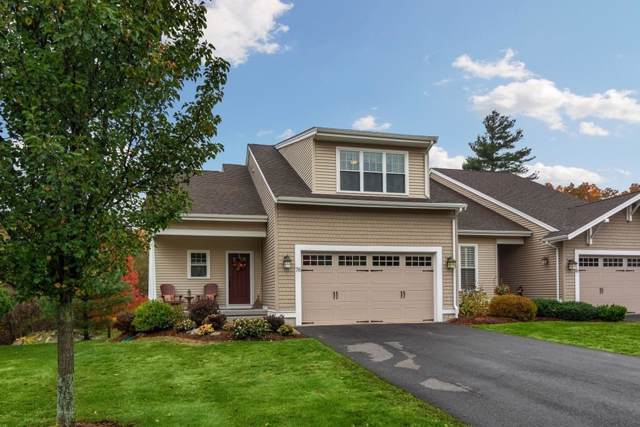 78 Walden Way #78, Milford, MA 01757 (MLS #72589849) :: Parrott Realty Group