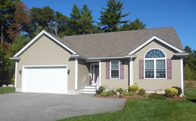 9 Judith Ann Circle #9, Rehoboth, MA 02769 (MLS #72589869) :: Anytime Realty