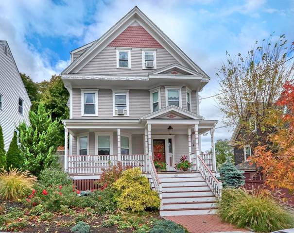 66 Montclair Ave, Boston, MA 02131 (MLS #72589947) :: The Muncey Group