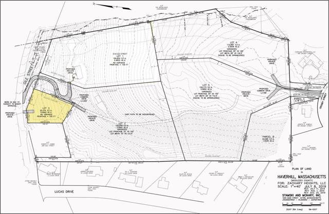 Lot 3 Gile Street, Haverhill, MA 01830 (MLS #72589959) :: Kinlin Grover Real Estate