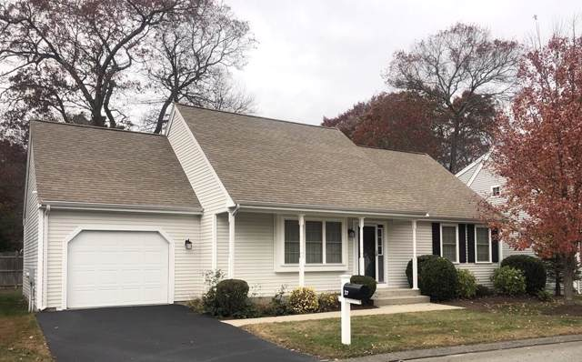 37 Brewster Rd #37, Stoughton, MA 02072 (MLS #72590035) :: Primary National Residential Brokerage