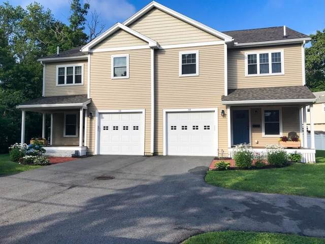 34 Orange #34, Woburn, MA 01801 (MLS #72590051) :: Exit Realty