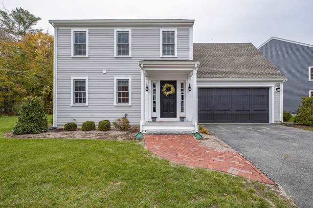 2 Damon Farm Way #2, Hingham, MA 02043 (MLS #72590093) :: DNA Realty Group