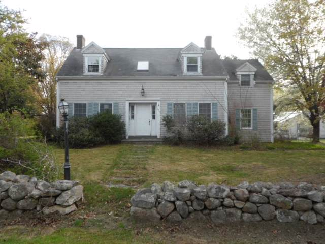 678 Point Rd, Marion, MA 02738 (MLS #72590102) :: RE/MAX Vantage
