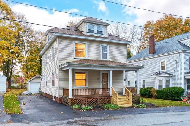 21 Macon Ave, Haverhill, MA 01830 (MLS #72590128) :: Exit Realty