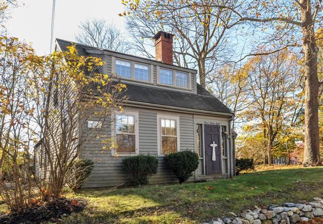 338 Main St, Norwell, MA 02061 (MLS #72590169) :: Kinlin Grover Real Estate