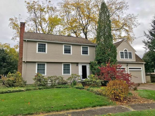 20 Whiting Way, Needham, MA 02492 (MLS #72590174) :: The Gillach Group