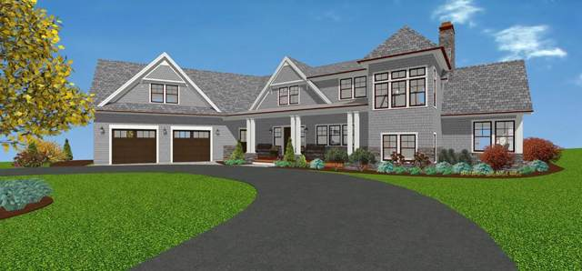 LOT 4 Peach St, Walpole, MA 02081 (MLS #72590224) :: Primary National Residential Brokerage