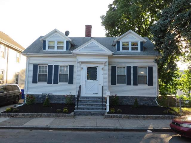 33 South St, Pawtucket, RI 02860 (MLS #72590275) :: Team Tringali