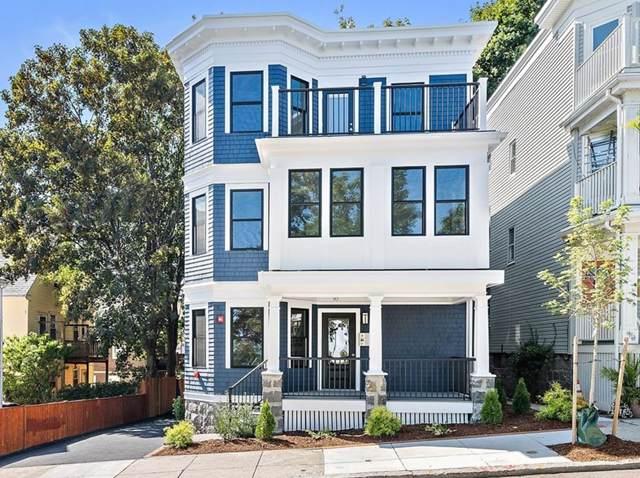 97 Mt Ida #1, Boston, MA 02122 (MLS #72590281) :: Kinlin Grover Real Estate