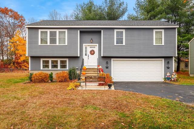 14 Cottage St D, Pepperell, MA 01463 (MLS #72590374) :: Parrott Realty Group