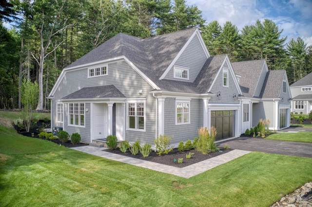 81 Garrison Way #9, Carlisle, MA 01741 (MLS #72590467) :: Berkshire Hathaway HomeServices Warren Residential