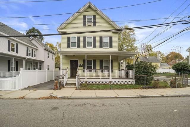 144 Child St, Boston, MA 02136 (MLS #72590707) :: Berkshire Hathaway HomeServices Warren Residential