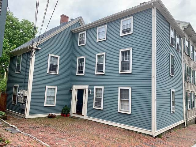 202 Washington Street #1, Marblehead, MA 01945 (MLS #72590762) :: Trust Realty One