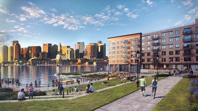 45 Lewis Street #512, Boston, MA 02128 (MLS #72590779) :: Berkshire Hathaway HomeServices Warren Residential