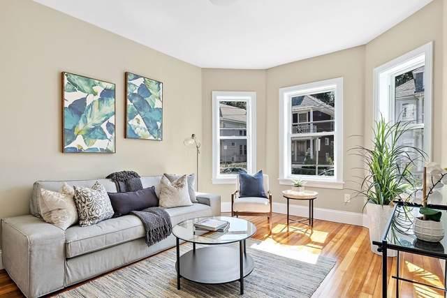 45 S Munroe Ter #3, Boston, MA 02122 (MLS #72590802) :: Kinlin Grover Real Estate
